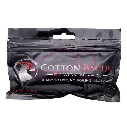 Wick N Vape Cotton Bacon V2 Wickelwatte