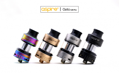 Aspire Cleito Pro Verdampfer/Tank