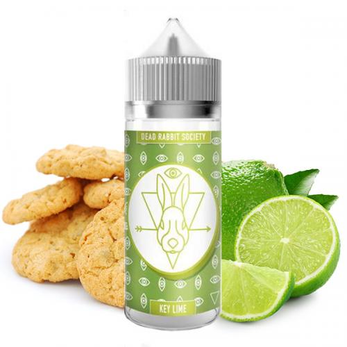 DEAD RABBIT SOCIETY: Key Lime 100ml